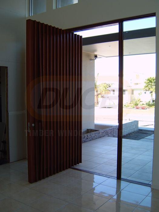Photos of Timber Pivot Doors | Duce Timber Windows u0026 Doors & Photos of Timber Pivot Doors | Duce Timber Windows u0026 Doors | Doors ...
