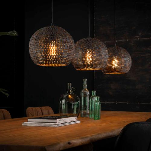 Pin Van Bianca De Op Landelijke Lampen Eettafel Verlichting Eetkamer Lamp Design Hanglamp