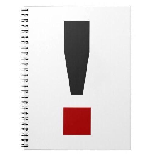 Oh My! Design notebook.