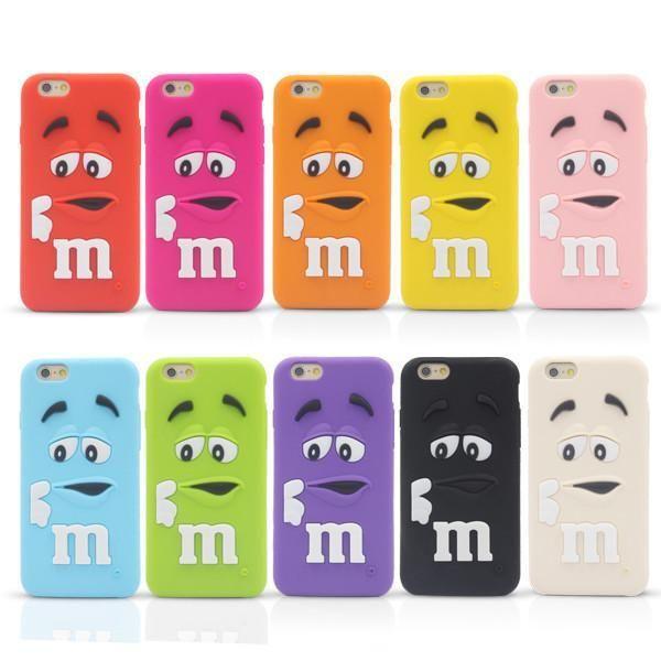 timeless design e21ec 3b7c0 M&M's cartoon cell phone cases in 2019   M & M's   Rainbow phone ...
