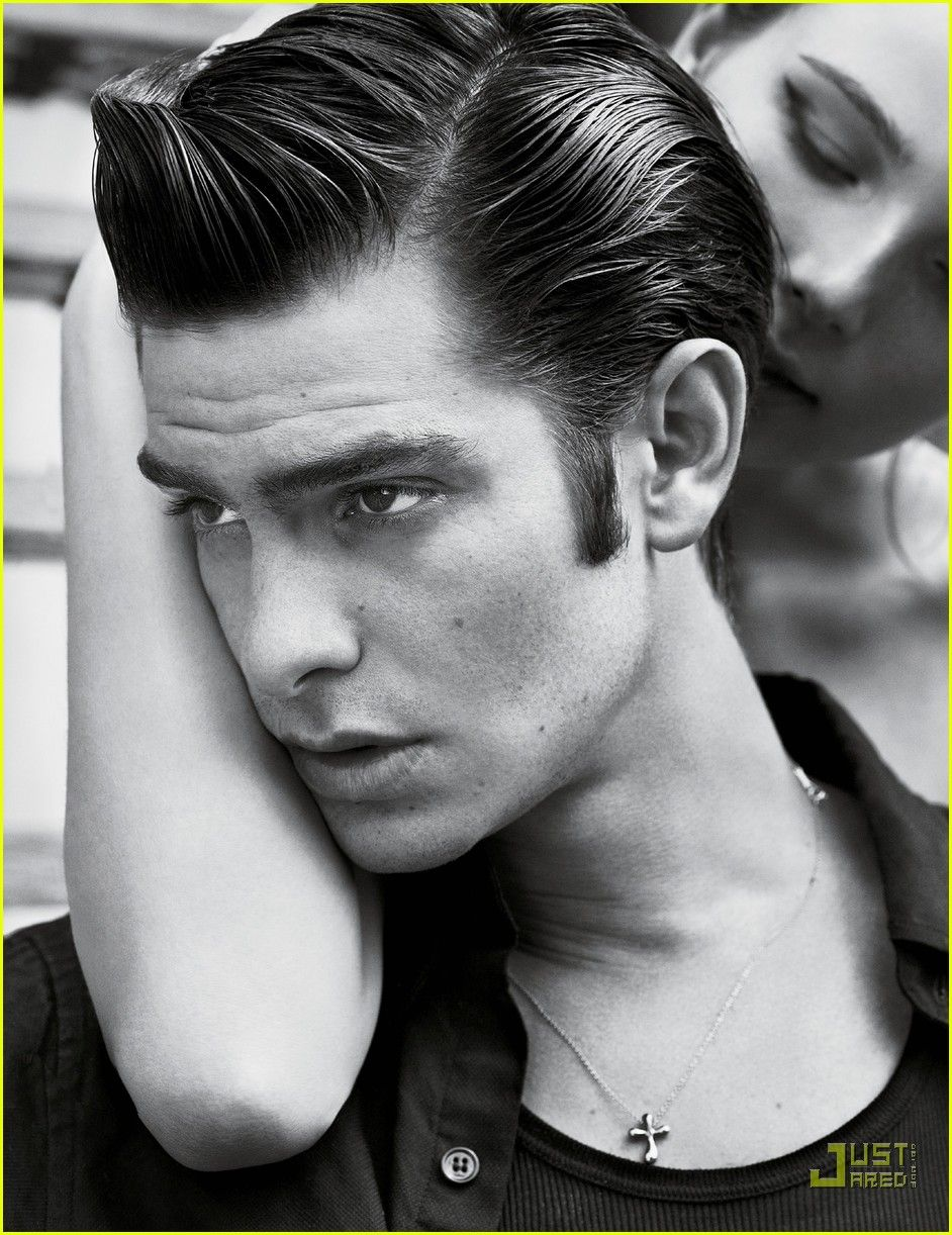 andrew garfield. yes please, and thank you. so dorkalicious