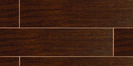 Wood Plank Tile Porcelain Hand Scrape 6x24 Walnut - Wood Plank Tile Porcelain Hand Scrape 6x24 Walnut Wood Porcelain