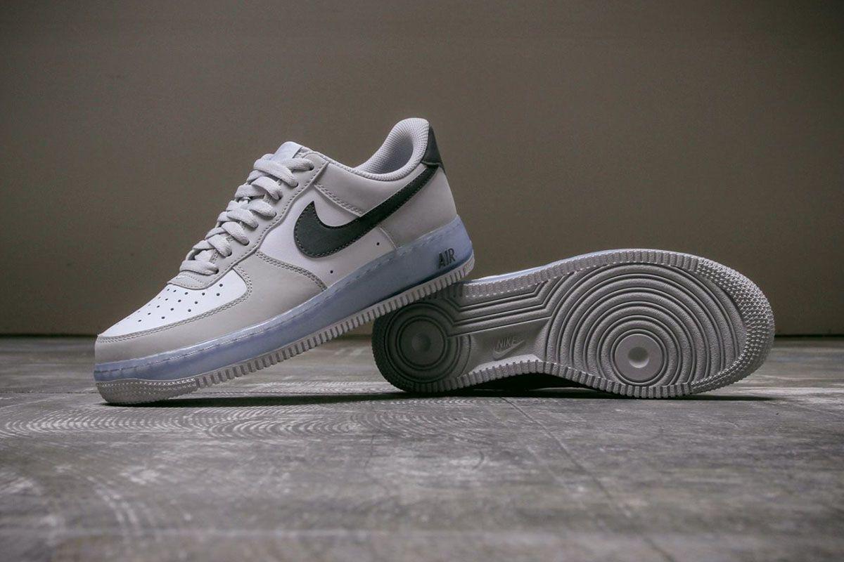 Nike Air Force 1 Goutte Translucide Semelle Intermédiaire