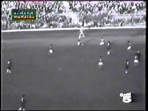 Chile 2 - Italia 0 (Mundial 1962, partido completo)