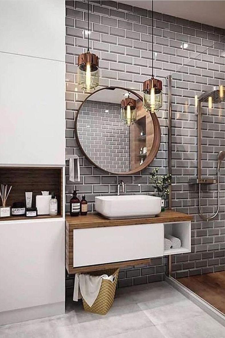Aménagement Intérieur Salle Bain 5 stylish ideas for your bathroom tile en 2020 | idée salle