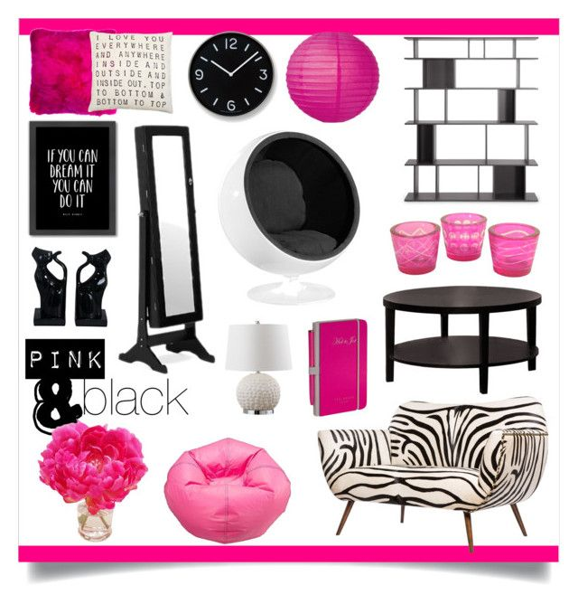 """""""I'm a Barbie girl, in the Barbie world"""" by sarah-09013112 ❤ liked on Polyvore featuring interior, interiors, interior design, home, home decor, interior decorating, Baxton Studio, Danya B, Cultural Intrigue and Ted Baker"""