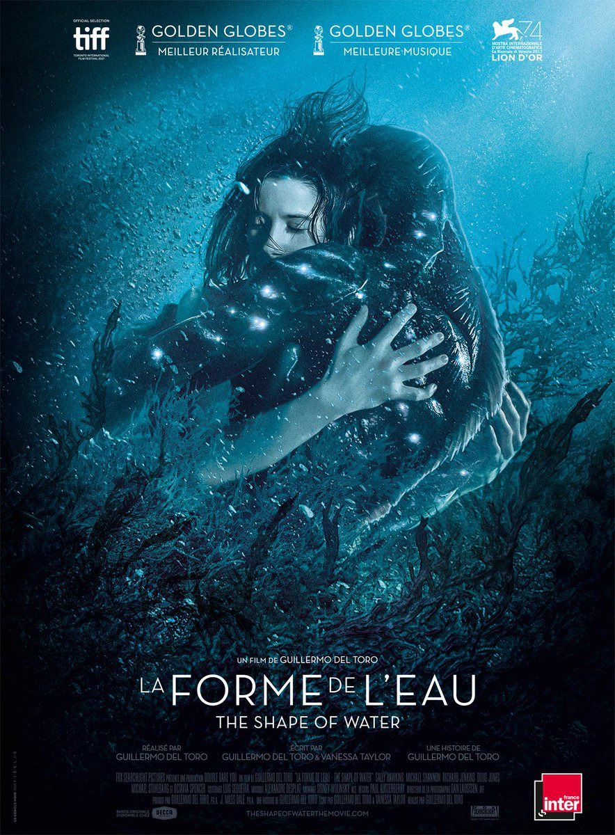 Return To The Main Poster Page For The Shape Of Water 4 Of 4