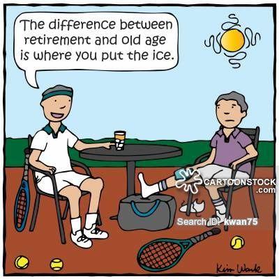 Geezer Tennis Shoes