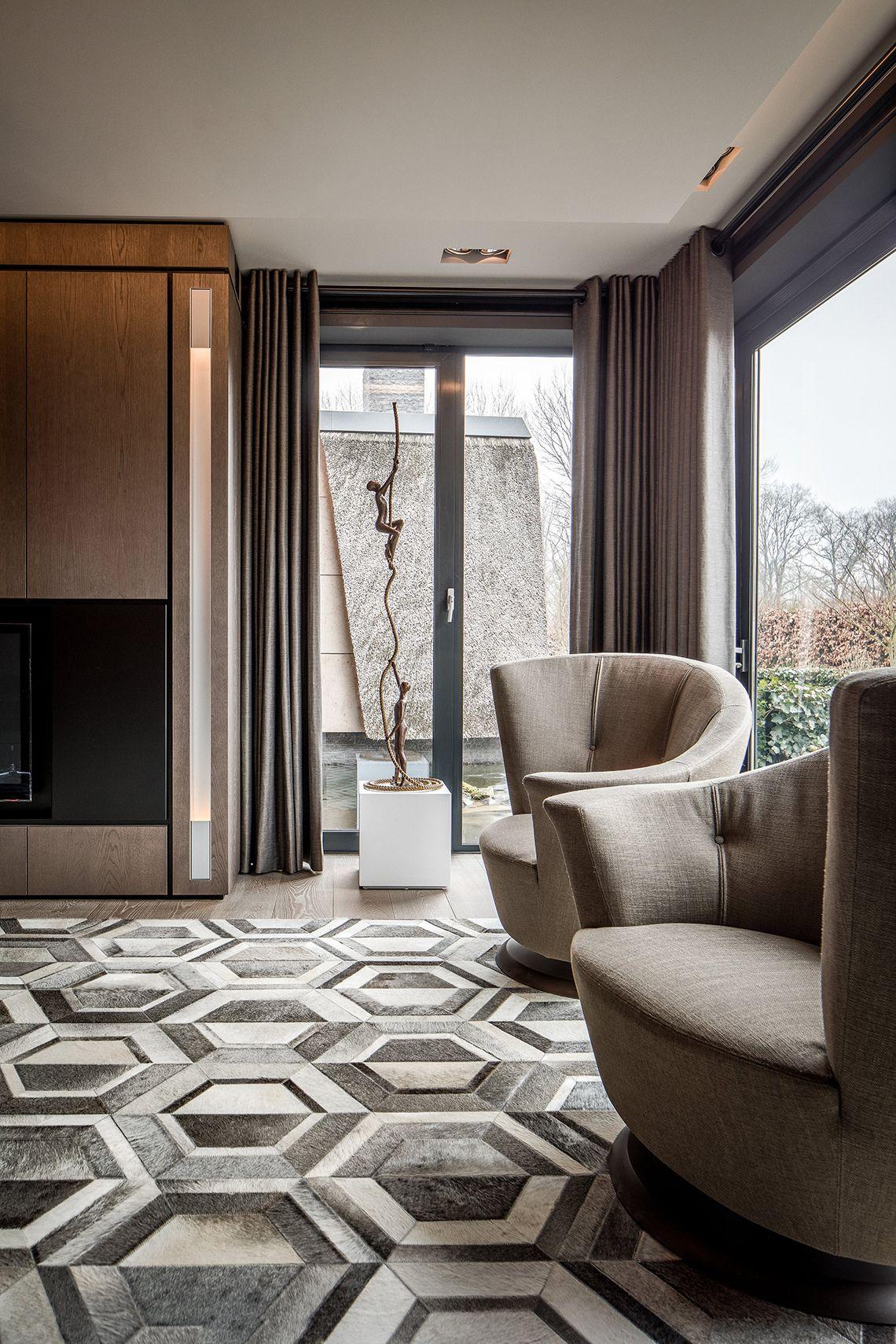 Villa S - Francois Hannes | woonkamer ideeën | living room decor ...
