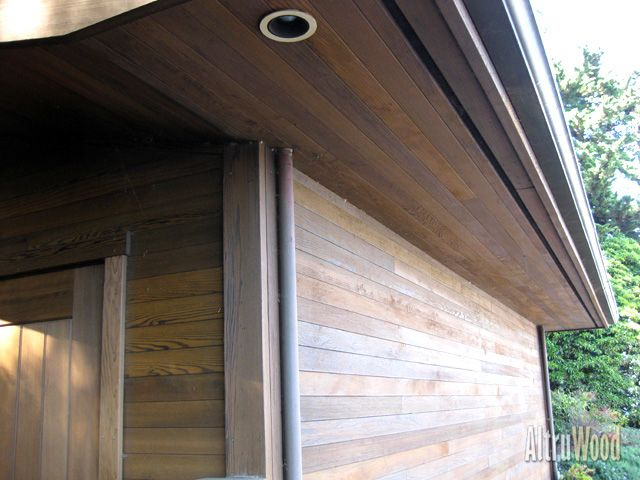 Knotty Clear Finger Jointed Cedar Siding Altruwood Blog Cedar Siding Cedar Siding