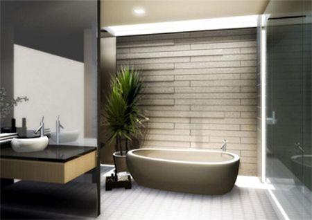 Baños modernos DIVINA DECO * Pinterest Baño moderno, Imagenes - decoracion zen