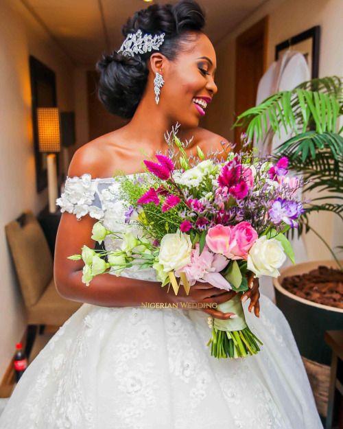 Nigerianwedding Com Wedding Bouquets African American Weddings
