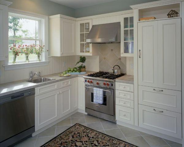 Decorating Modest Kitchens Ideas Inspiraton Cozy Rooms