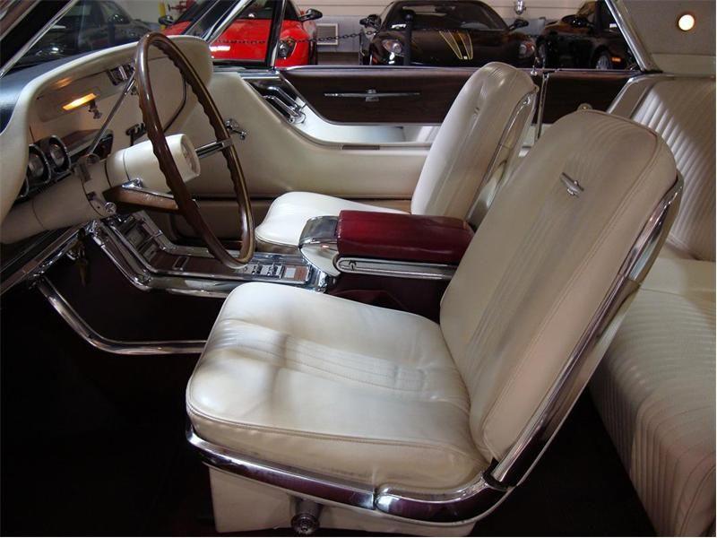 1965 Ford Thunderbird Ford Thunderbird Classic Cars Truck Interior