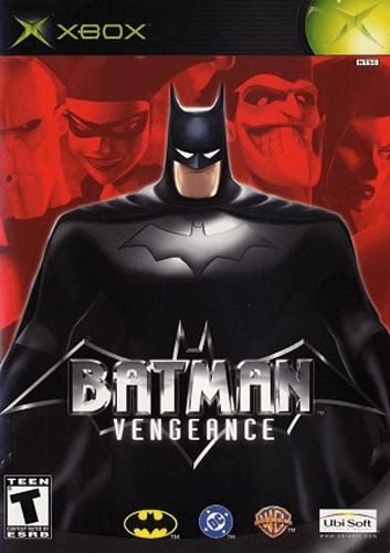 Batman Vengeance Xbox Game Batman Games Gamecube Games Batman