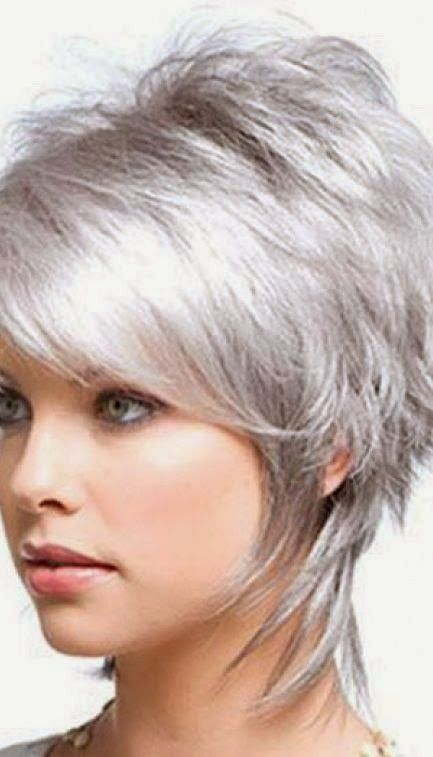 50 Best Short Hairstyles for Fine Hair Women's Cheveux