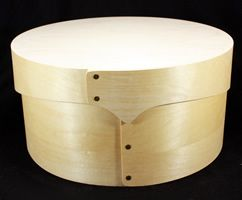 Round Bentwood Scalloped Lid Bride S Box Cheese Box Shaker Style Fashion Box