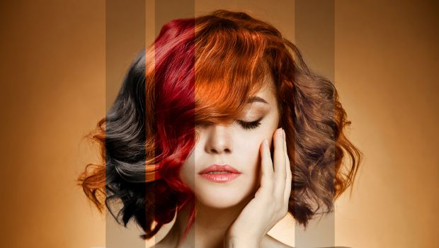 30 Trends hair dyed red in 2015
