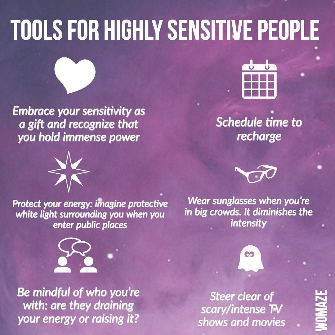 Womaze On Instagram Tools For Highly Sensitive People