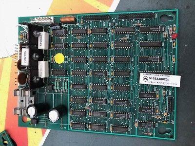 WPC Display Driver PCB Board A14039 57601271000 (eBay