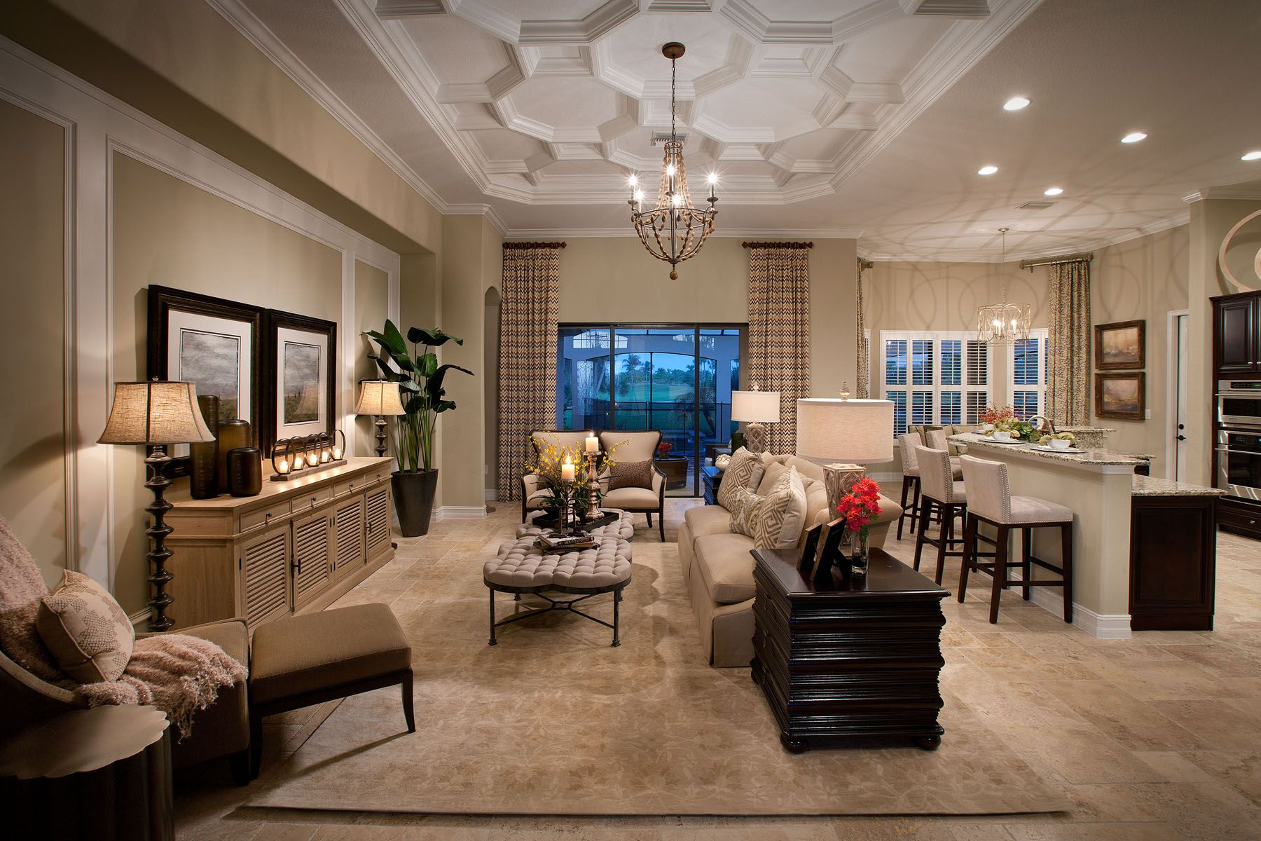 Lennar Homes Living Rooms Lennar Homes Bougainvillea