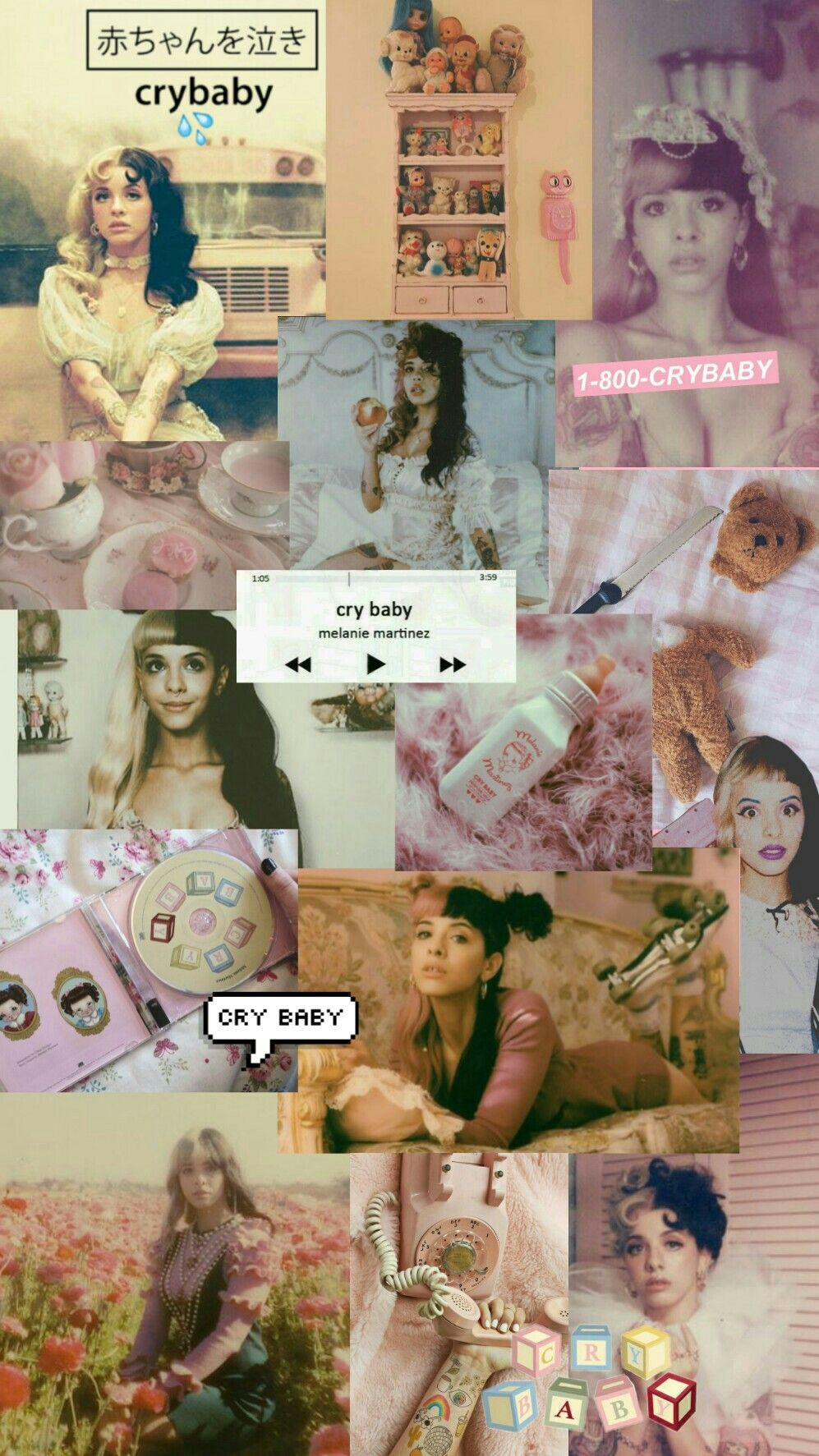 Collage Melanie Martinez Cute Wallpapers Aesthetic Backgrounds