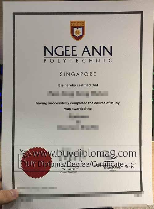 NGEE ANN polytechnic Singaspore degree, Buy diploma, buy college