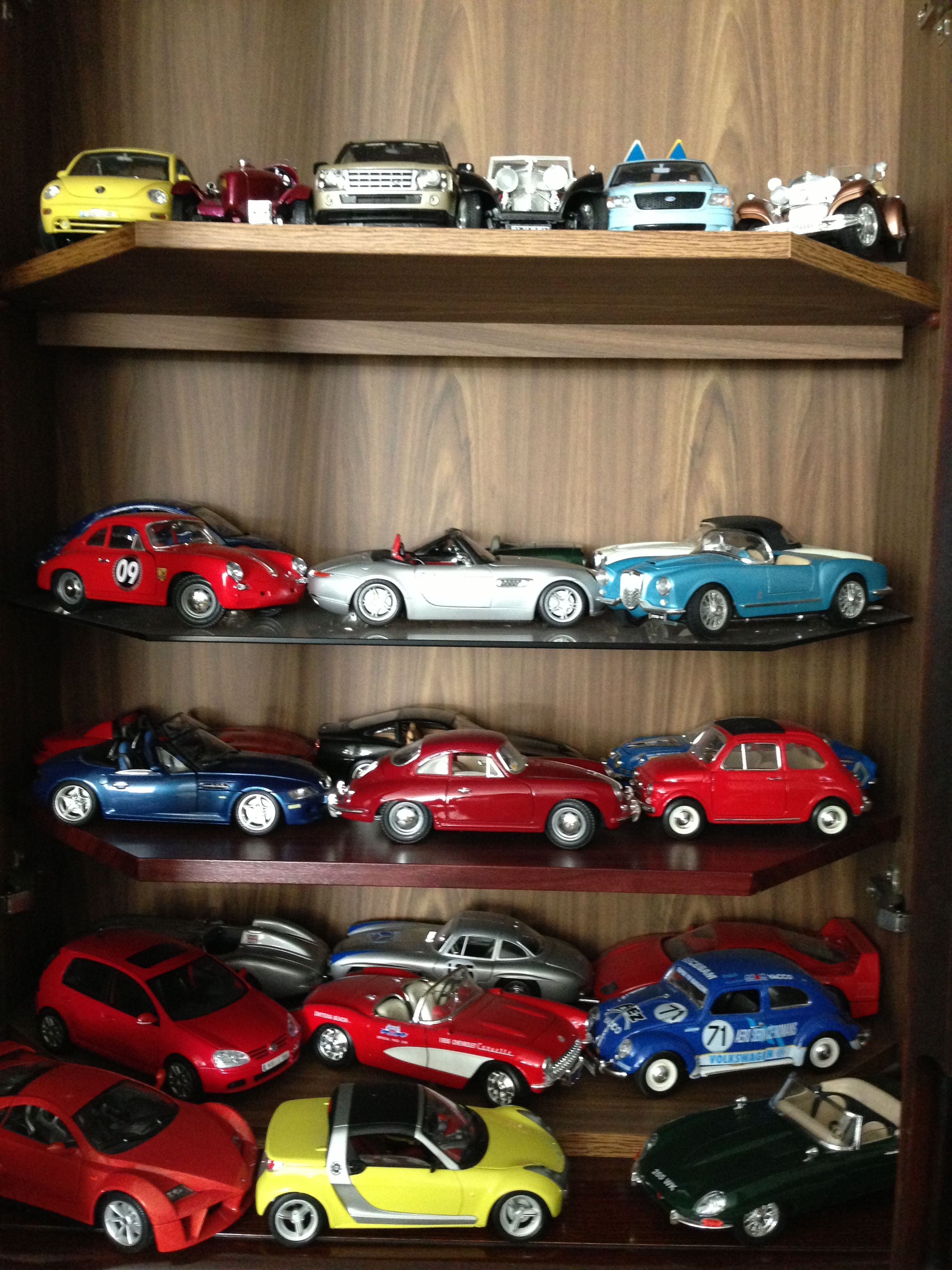 My car kit collection