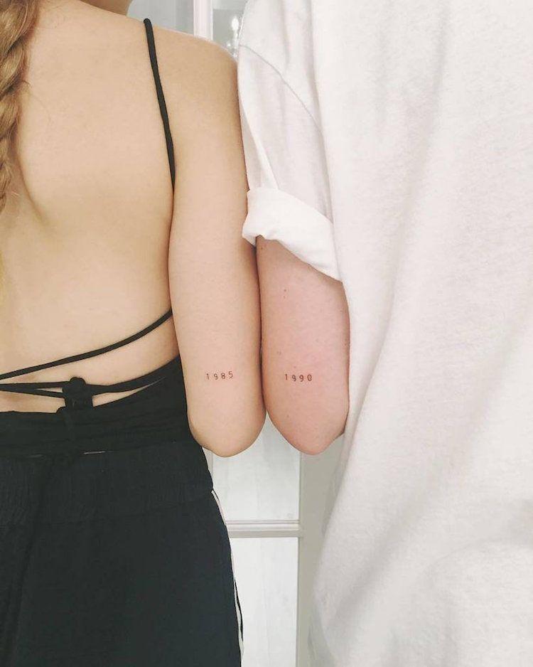 Quel Mini Tatouage Choisir Et Quel Emplacement Pour Pouvoir Le
