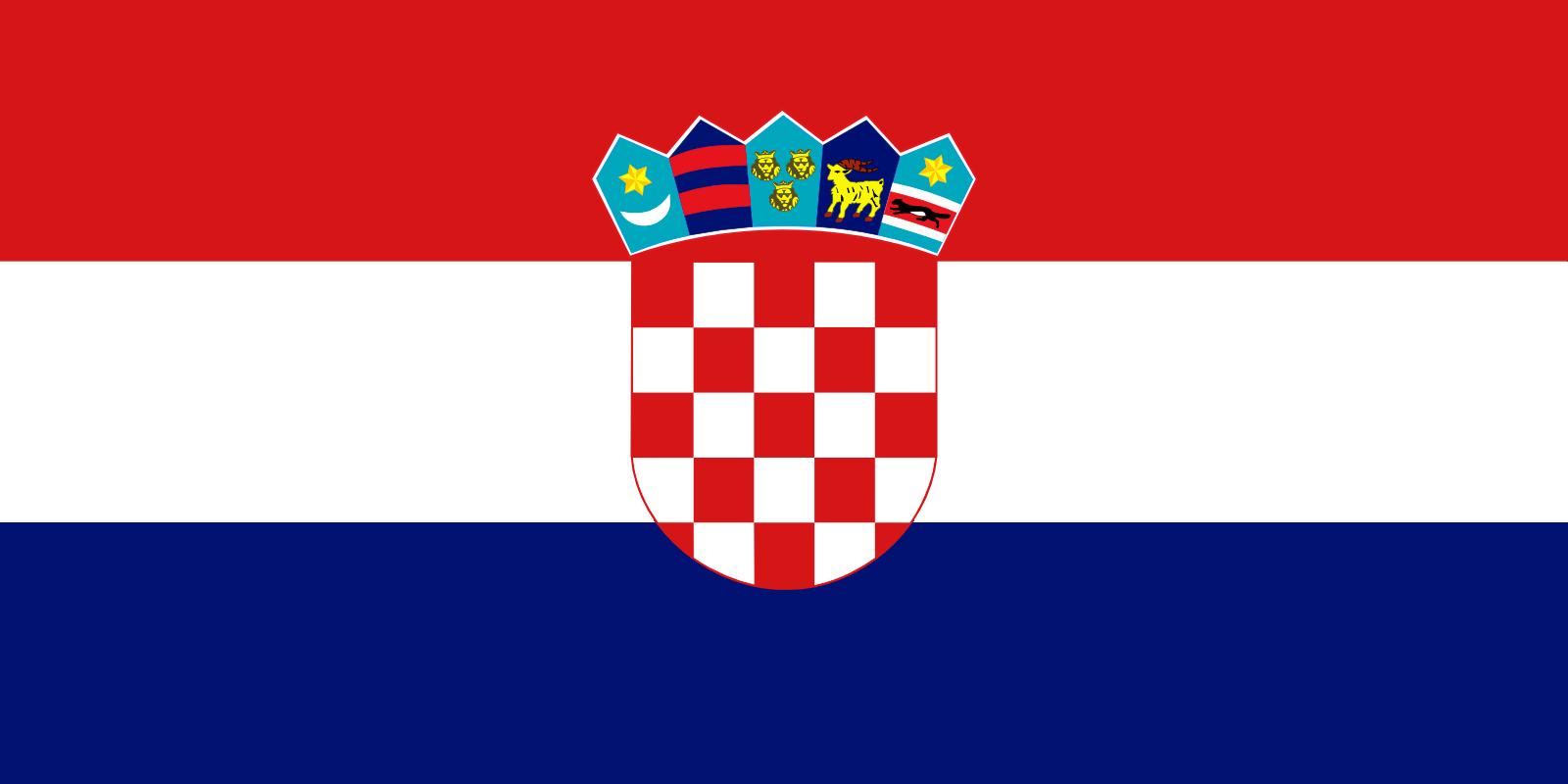 Croatia Newspapers And News Sites Online Croatian Newspapers Newsmedialists Com Croatian Flag Croatia Flag Flag