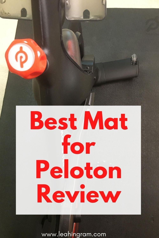 Best mat for peloton review leah ingram in 2020