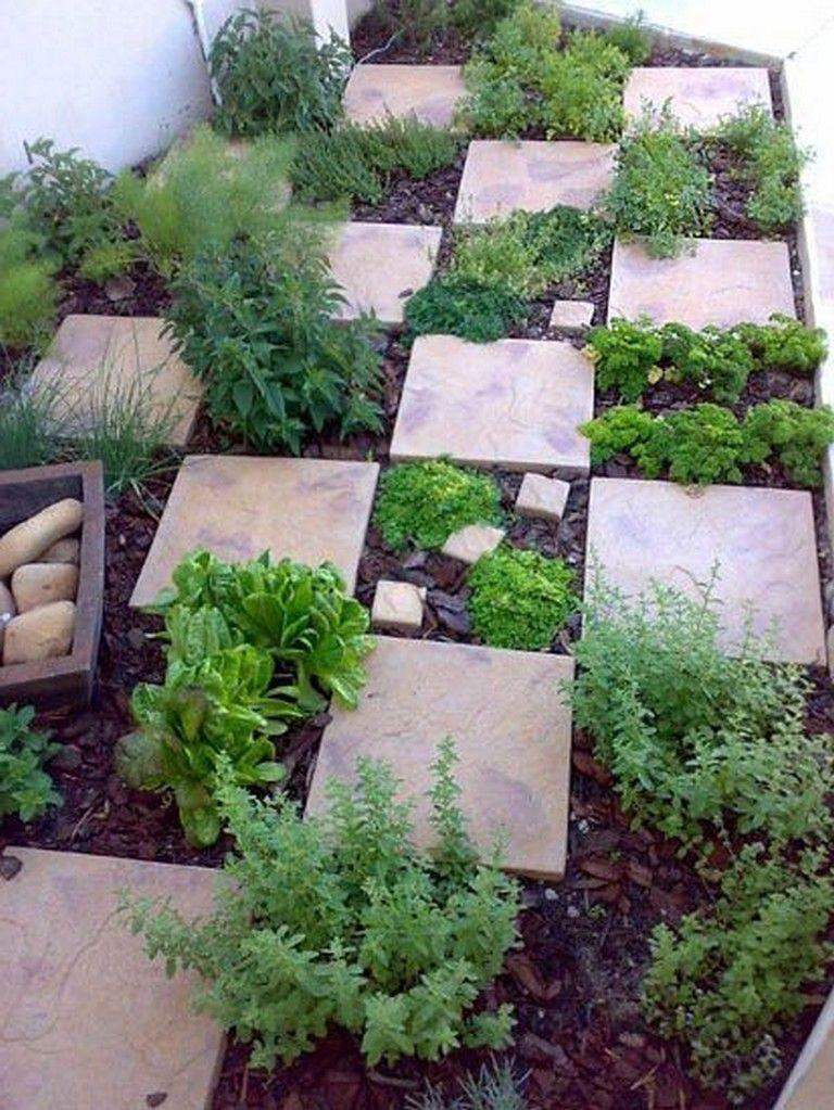 25 Amazing Herb Garden Ideas For Healthy Home Patio Herb Garden
