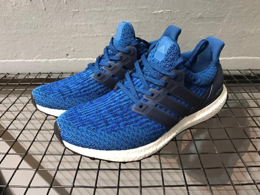 8c7c0d5d66c Best Price Original Adidas Ultra Boost 3.0 Real Boost Blue AQ8841 for  Online Sale 03 Who knows but one things for sure