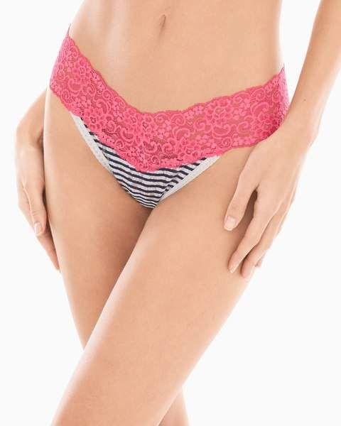 c76a1a2c5c46 Embraceable Allover Lace Thong   Products   Lace, Outfits for teens ...