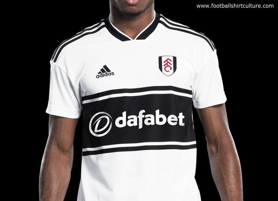 a0323539f00 #football #soccer #futbol #Fulhamfc #FFC #adidasfootball Fulham 2018-19  Adidas Home Kit