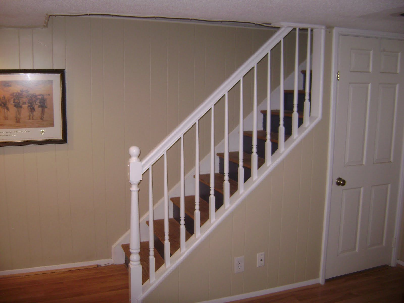 Best Basement Stair Railing Ideas Home Ideas Design With 400 x 300