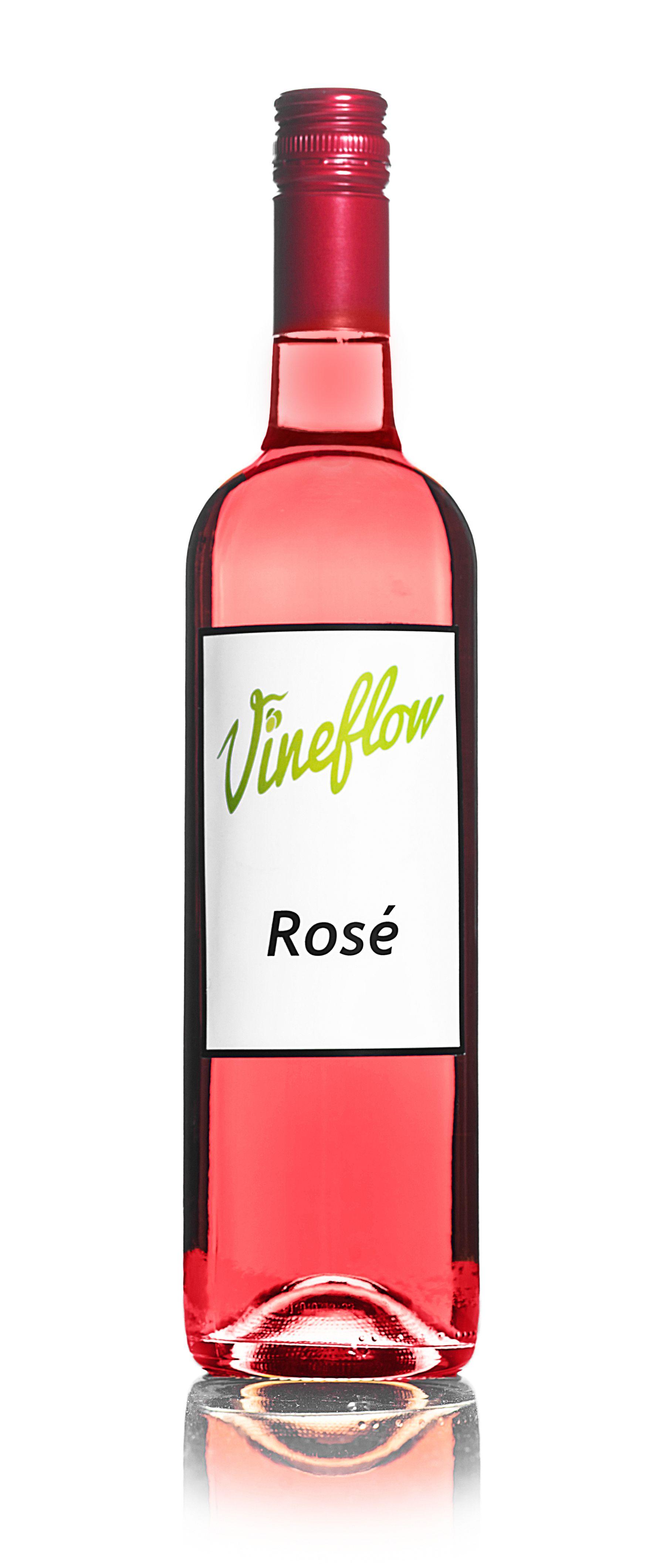Rose Wine Bottle Rose Wine Bottle Rose Color