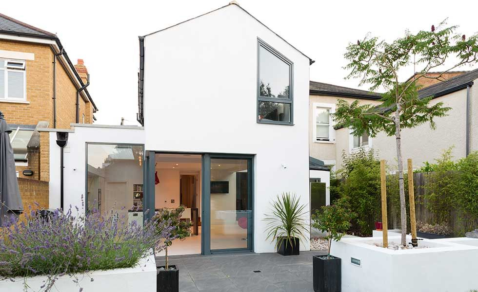Catchy Collections Of House Extension Design Ideas