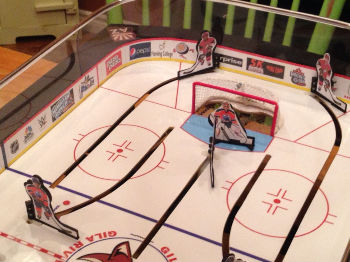 Table Hockey Pp2 Deko