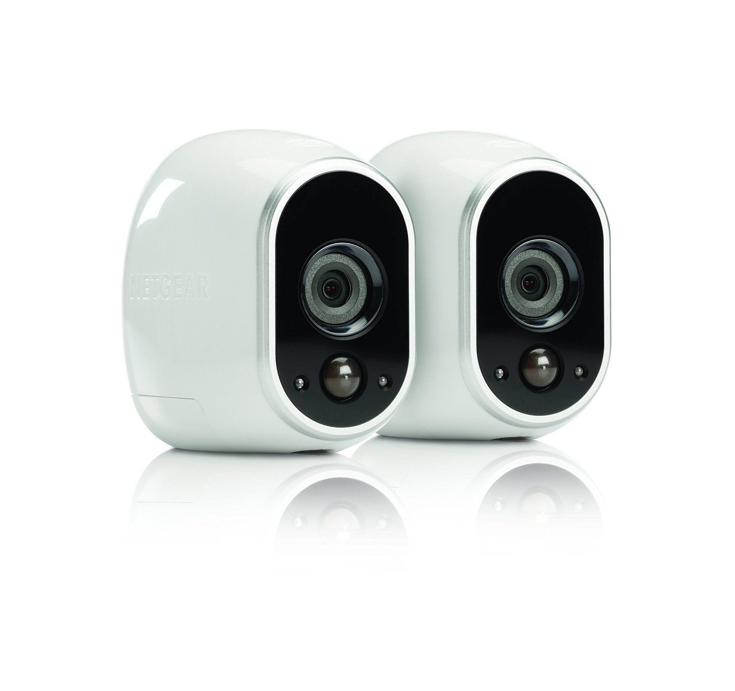 Amazon Arlo Security System WireFree HD Cameras Indoor