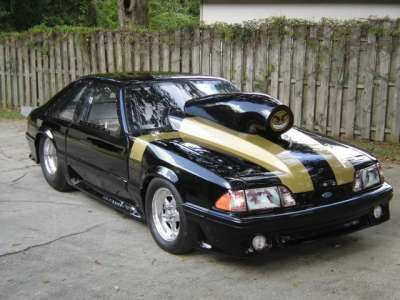 Drag Racing Cars For Sale 1990 Ford Mustang Drag Car For Sale