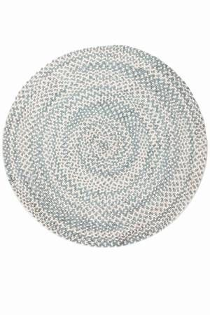 Dash And Albert Rugs Surfside Chenille Braided Round Rug Available Maryland Paint Decorating