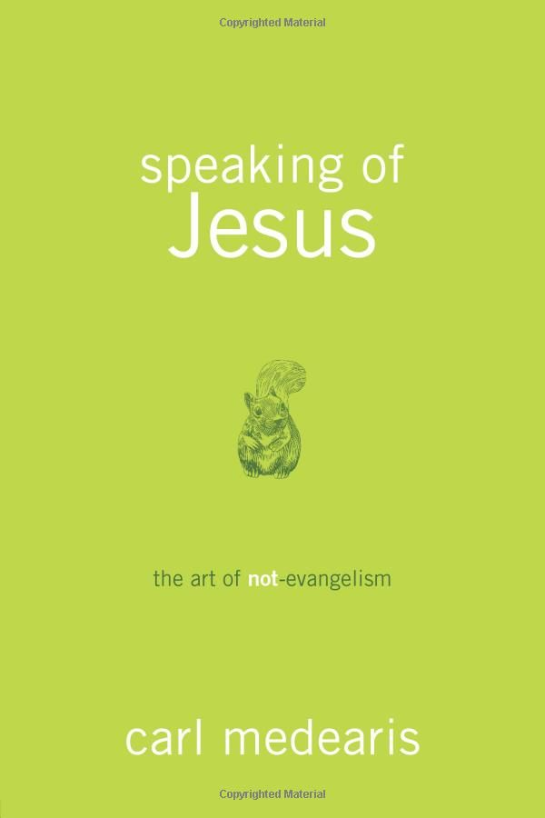 This book wil move your language from talking about Jesus as a historical figure to talking of Jesus as someone you have walked with.