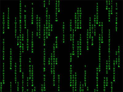 Matrix Screensaver Is Legendary Screensaver That Emulates Green Matrix Code On Your Screen Green Characters Are Running Vertically Down In Columns On The Black