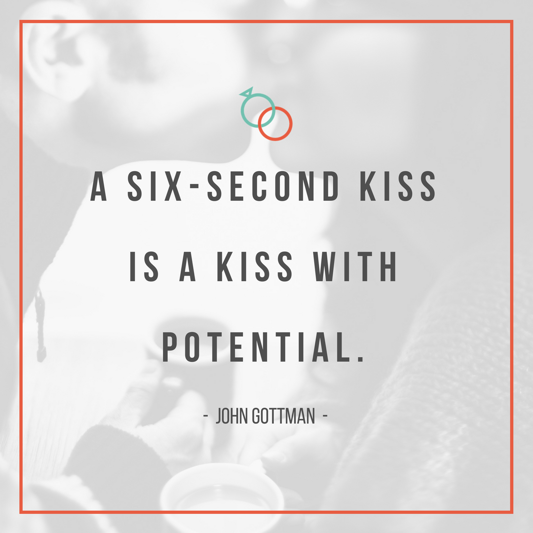 Freshfridays Quote The Six Second Kiss
