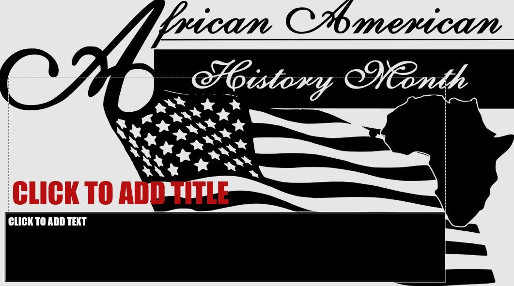 African American History Month Bundle PowerPoint Template by - history powerpoint template