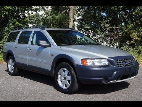 2002 Volvo Xc70 Cross Country Awd Volvo Awd Station Wagon