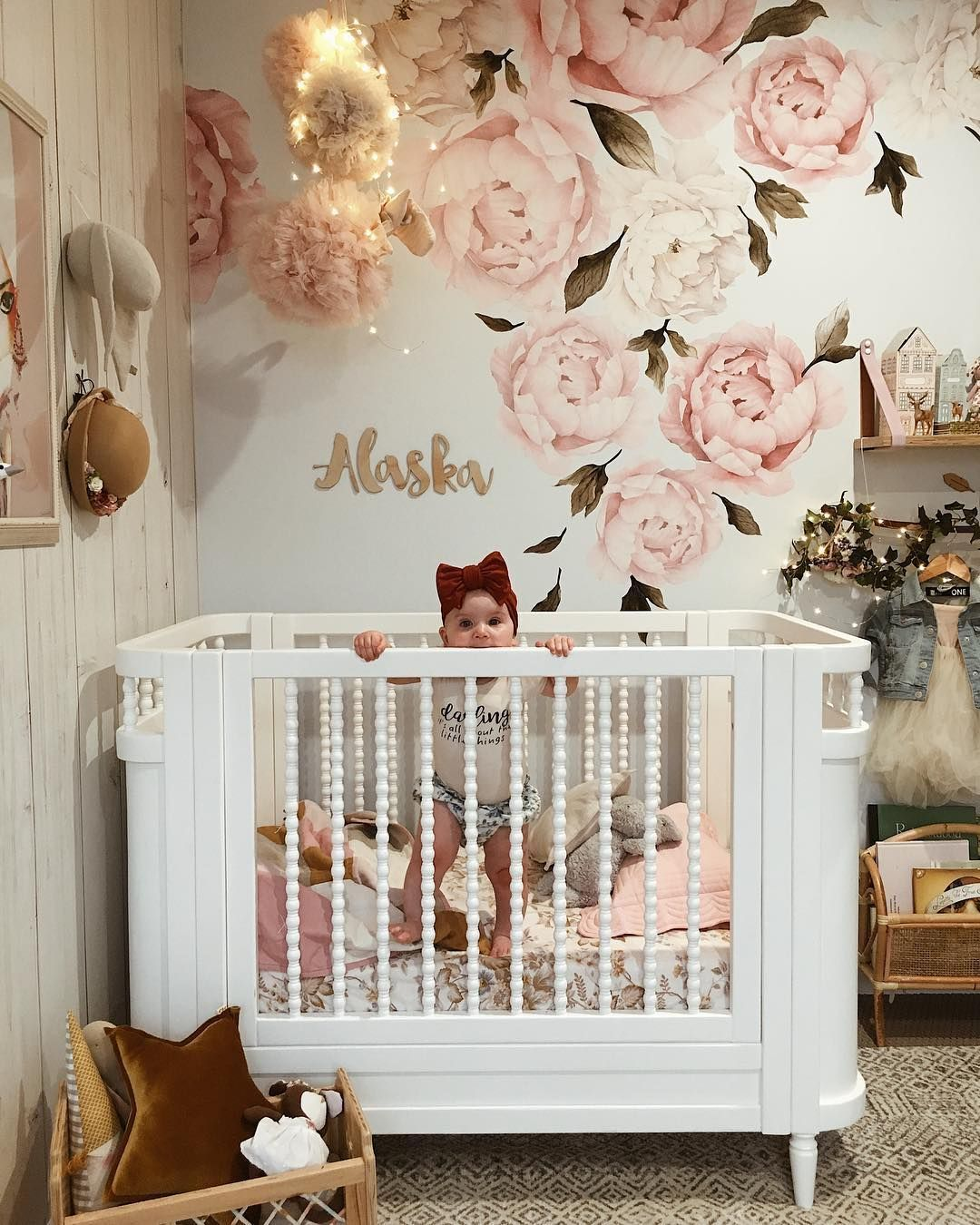 27 Cute Baby Room Ideas Nursery Decor For Boy Girl And Unisex Baby Girl Nursery Room Baby Girl Room Cozy Baby Room