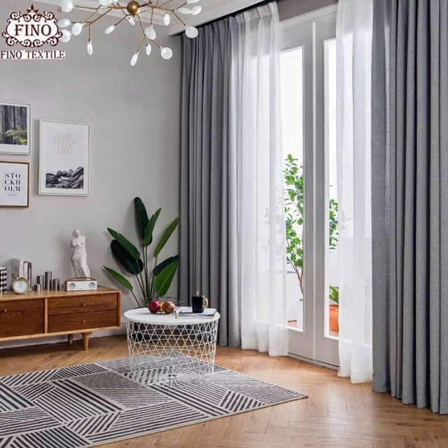 The Ultimate Guide To Blinds For Bay Windows Blinds Com Window Treatments Living Room Living Room Blinds Living Room Windows