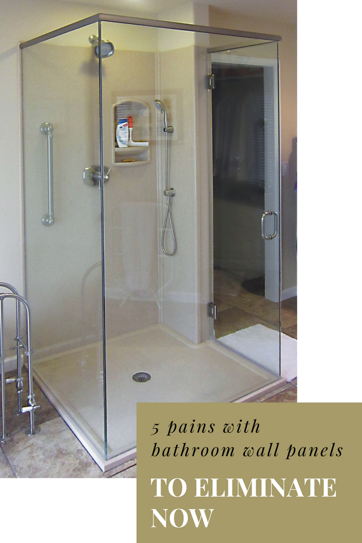 5 Pains With Custom Bathroom Wall Panels You Can Eliminate Right